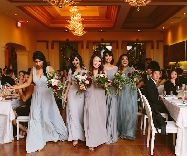 Every Bride Needs a Happy and HEALTHY Bridal Party …