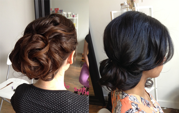 Hair Style Updo